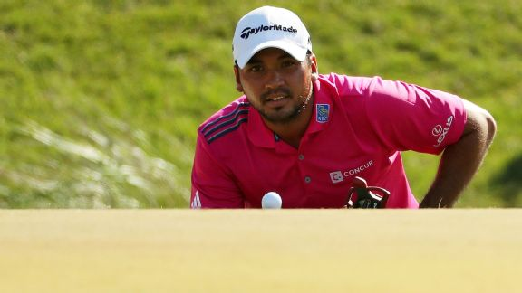 'Tiger-esque' run by Jason Day drawing comparisons with his idol - ABC News