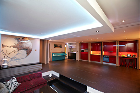0 yo home screen open ll 121121 wblog Yo! Home: The Convertible Apartment