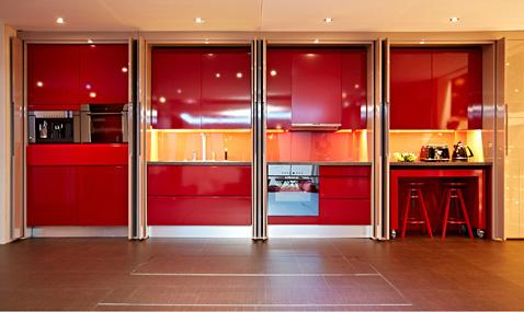10 yo home kitchen ll 121121 wblog Yo! Home: The Convertible Apartment
