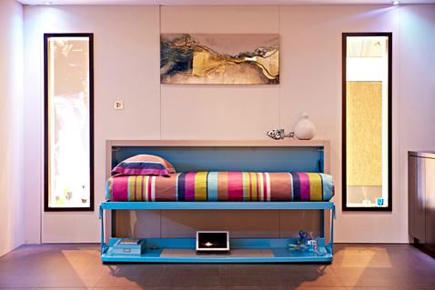 12 yo home extra bed ll 121121 wblog Yo! Home: The Convertible Apartment