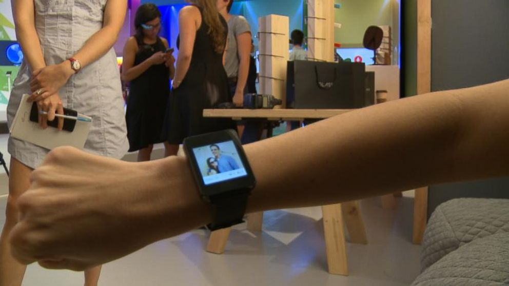 VIDEO: Hands On With Android Wear