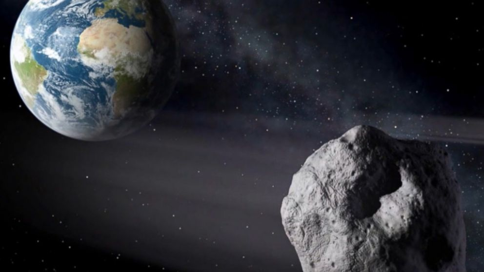 if it where it would fly by earth asteroid hit hit - photo #36