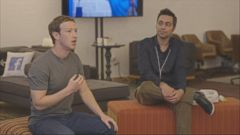 VIDEO: Facebook founder and CEO Mark Zuckerberg lays out his hopes and dreams for virtual reality storytelling.