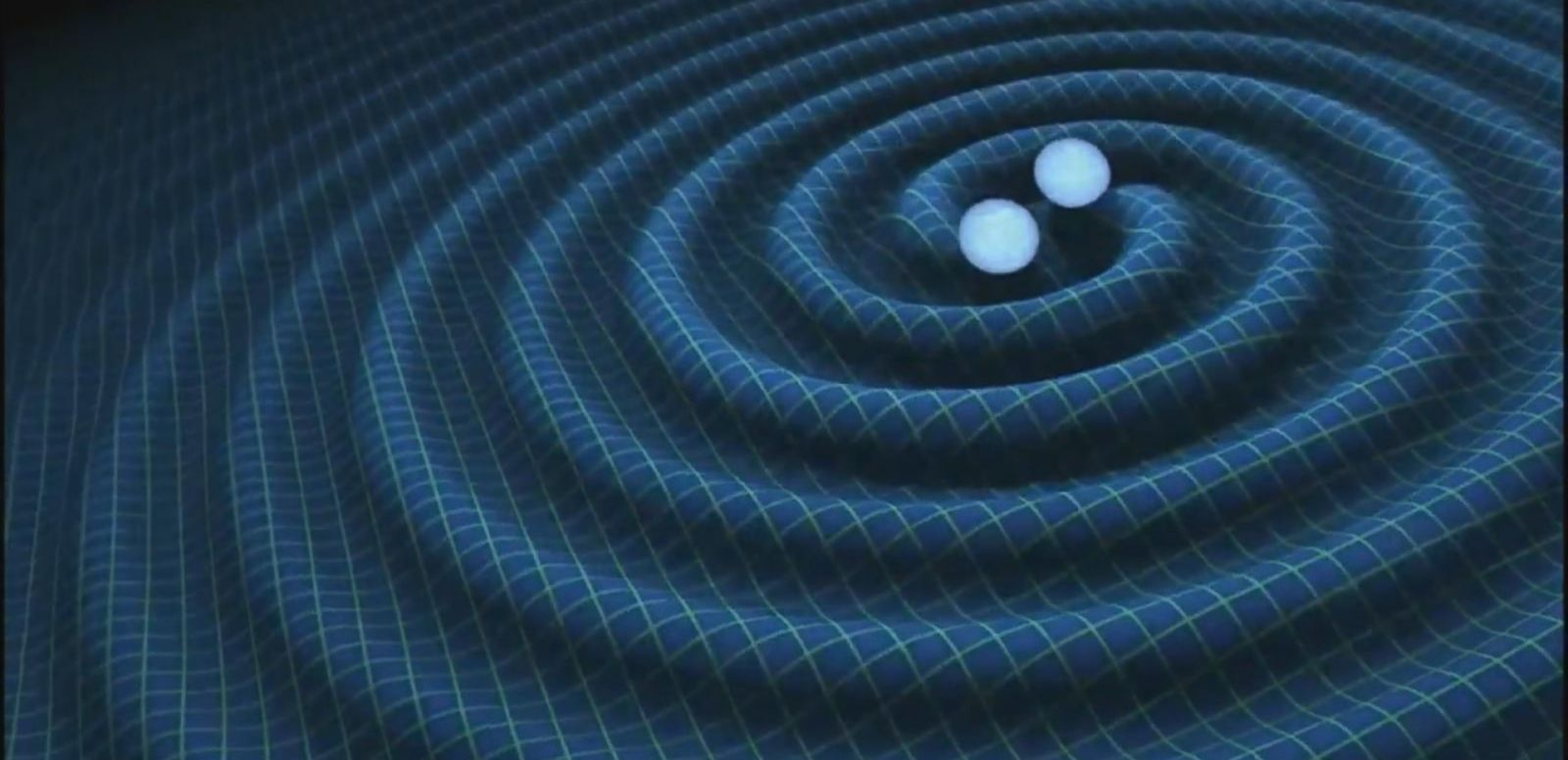 VIDEO: Scientists announced that they have finally detected the vibrations in space and time first predicted by Albert Einstein 100 years ago.