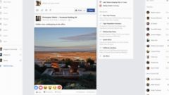 Facebook Comes to Windows 10