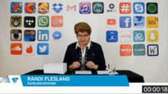VIDEO: The Norwegian Consumer Council staged the reading to draw attention to the lengthy and complex terms and conditions of smartphone apps.