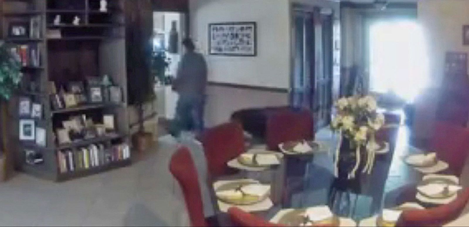 VIDEO: Homeowner Sees Burglar Break In Through Phone App