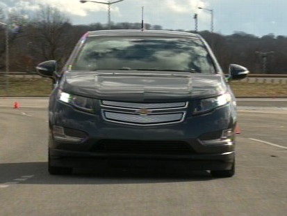 General Motors Chevrolet Volt.
