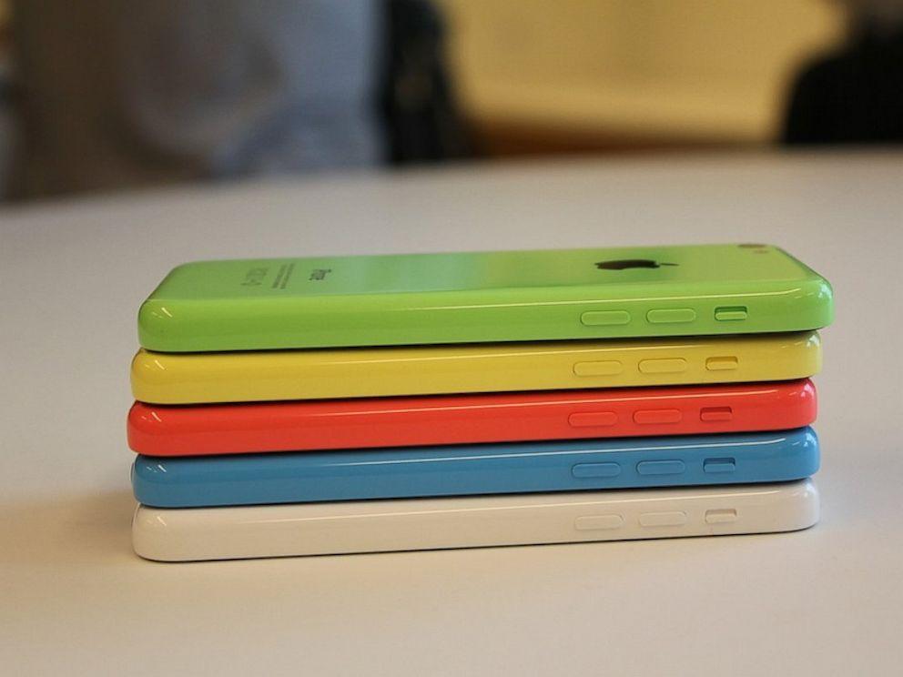 PHOTO: iPhone5C
