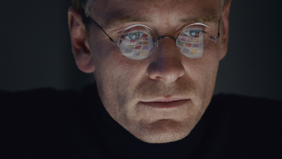 PHOTO:Michael Fassbender stars as Steve Jobs in a scene from, Steve Jobs.
