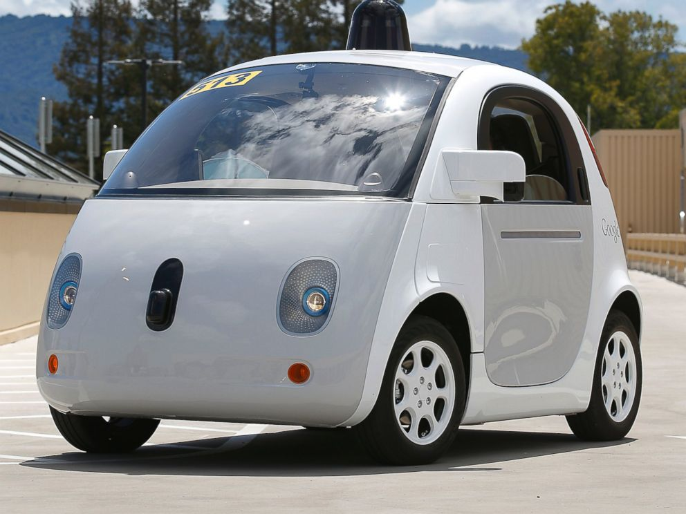 Google's Newest Self-Driving Car Prototype: A Look Inside ...