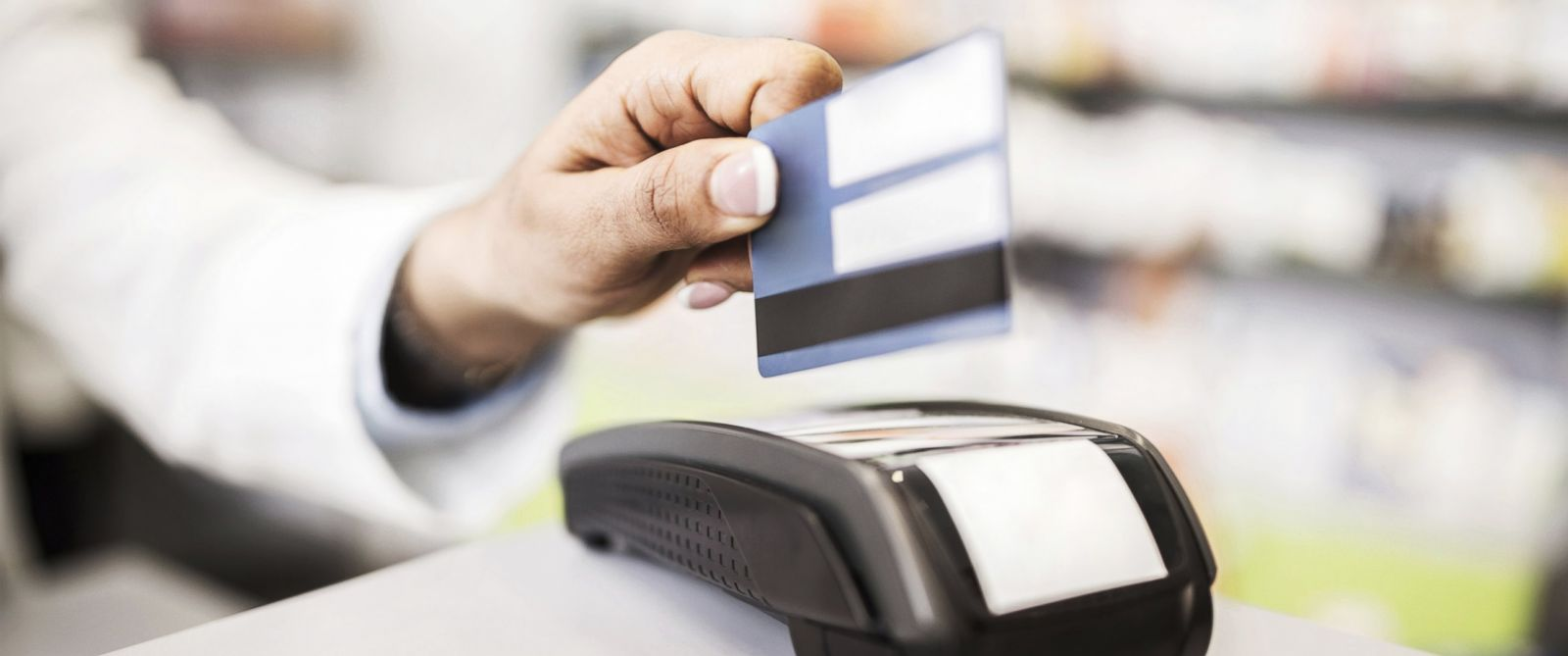 PHOTO: Credit card theft happens to at least 40 million people every year electronically.