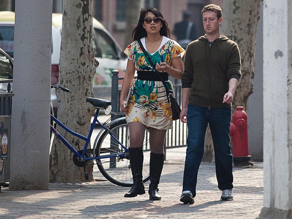PHOTO: Mark Zuckerberg is seen in Shanghai, March 27, 2012.