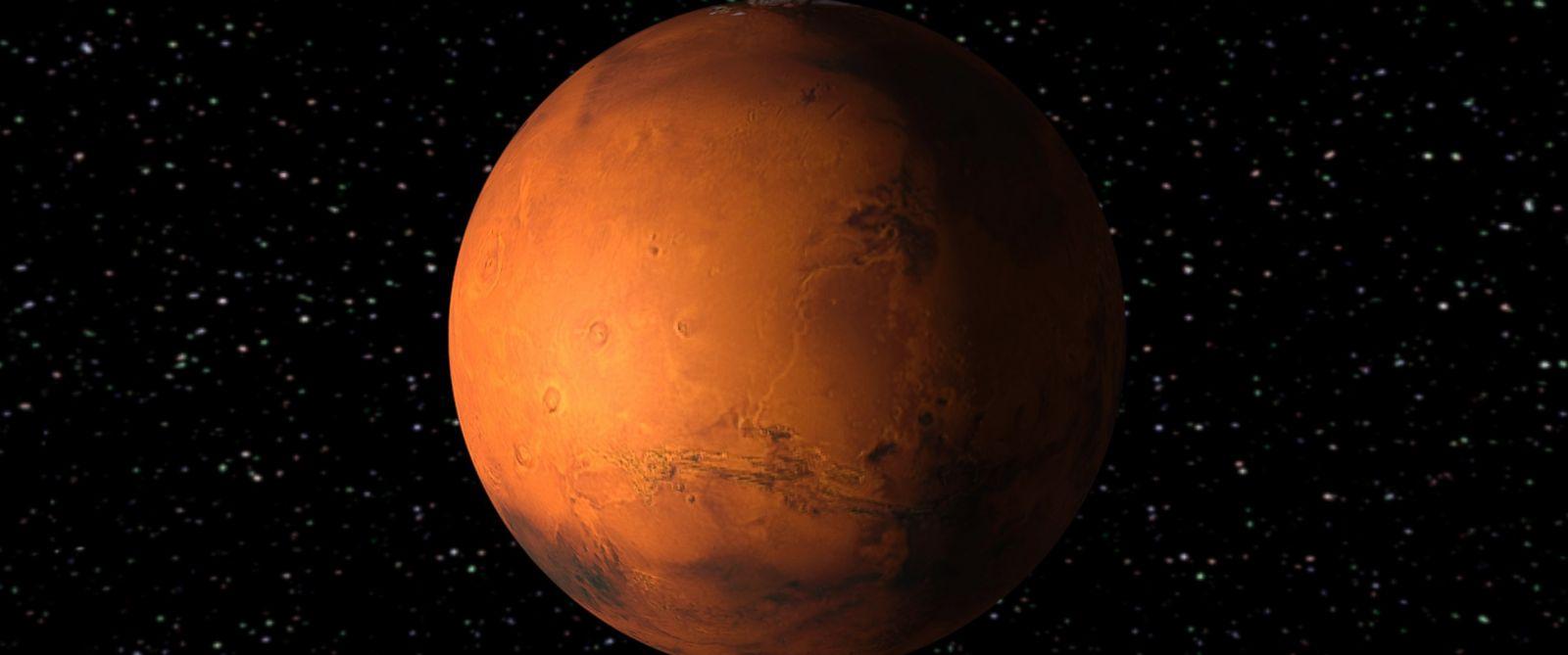 inside planet mars - photo #18