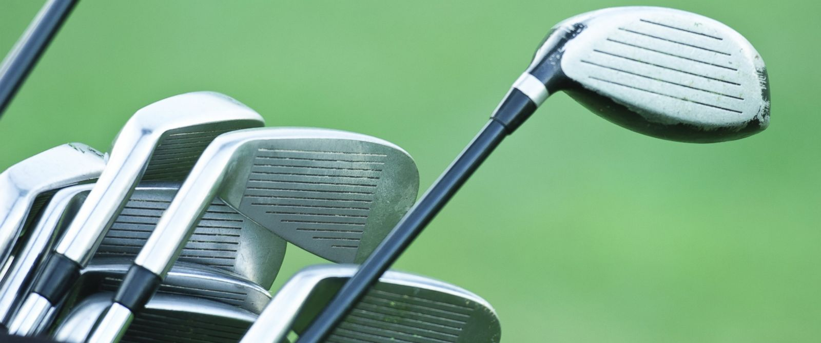 PHOTO: Some kinds of titanium golf clubs have caused fires in California.