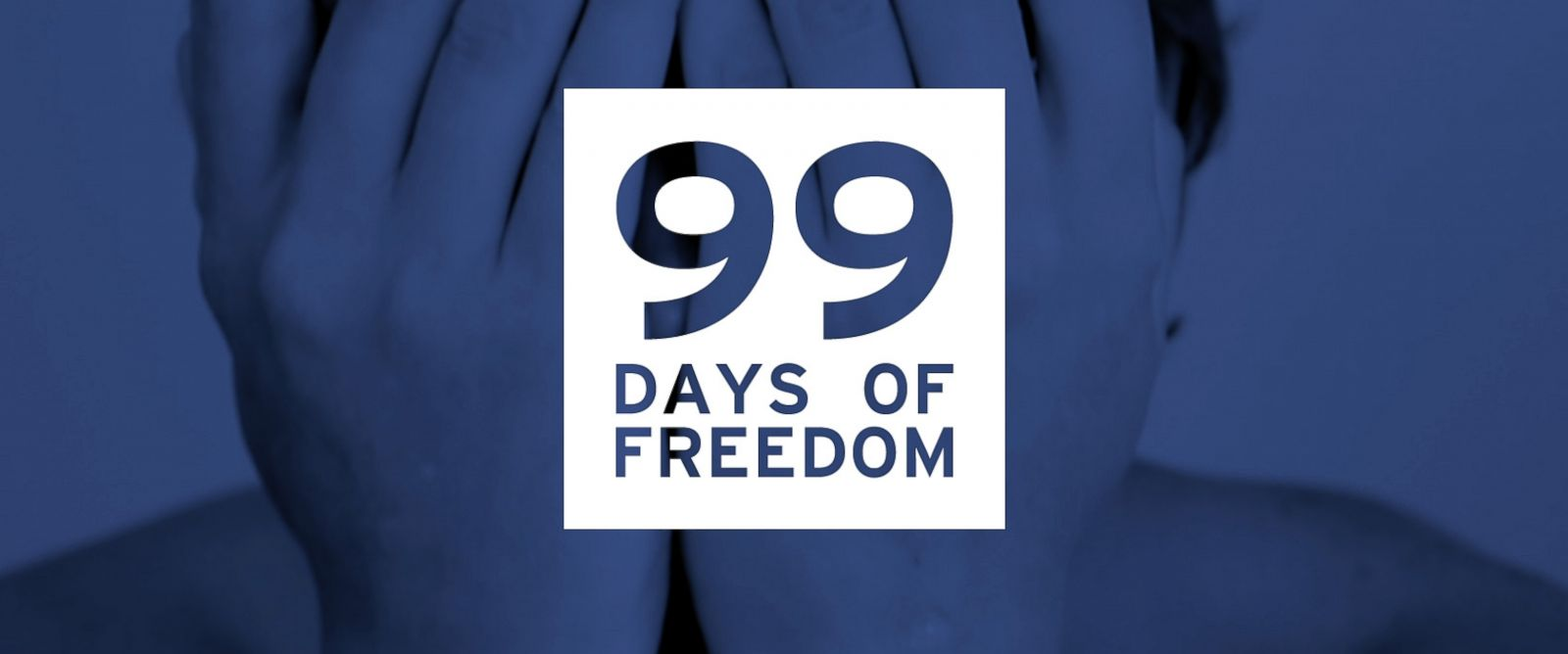 "PHOTO: The ""99 Days of Freedom"" campaign challenges people to stay off Facebook."