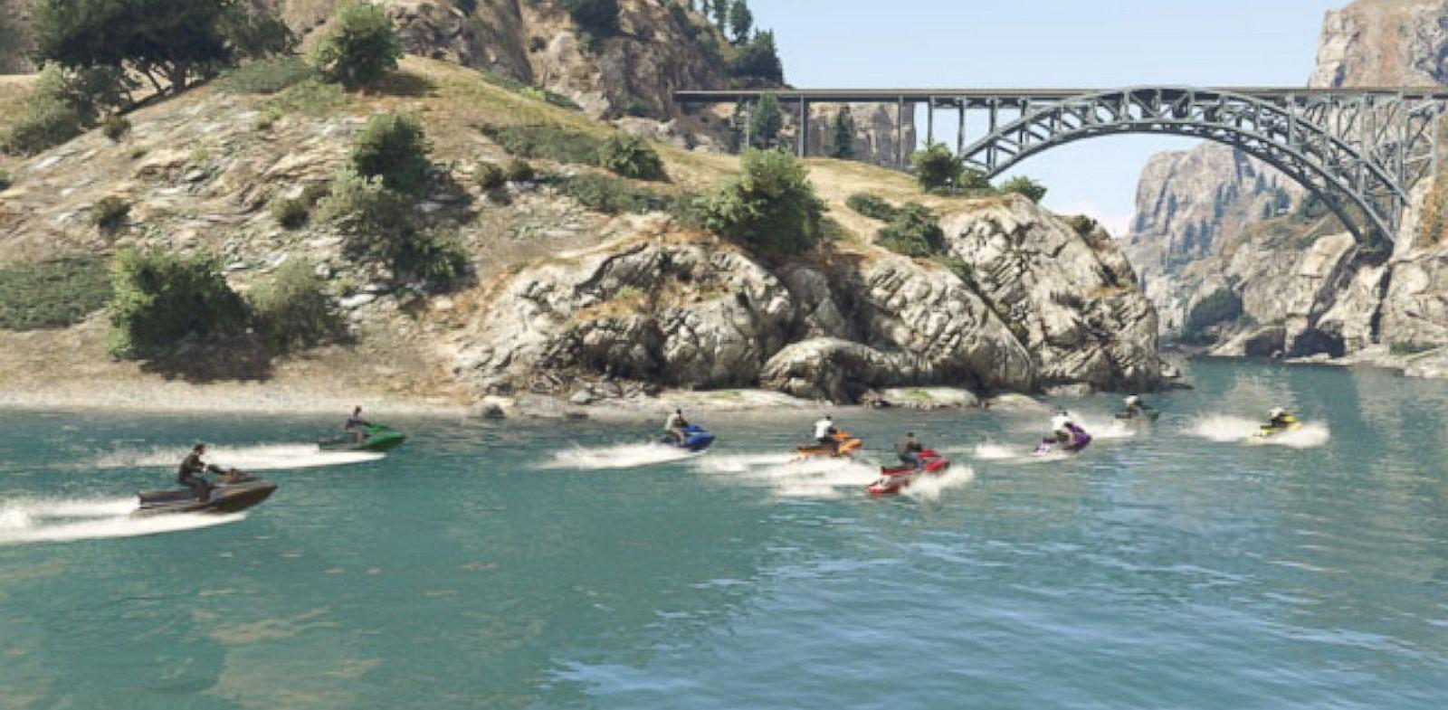 PHOTO: Grand Theft Auto: Online