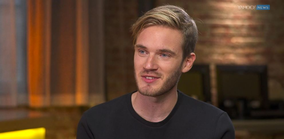 PHOTO: YouTube star PewDiePies monthly earnings are estimated to reach up to $1.4 million.