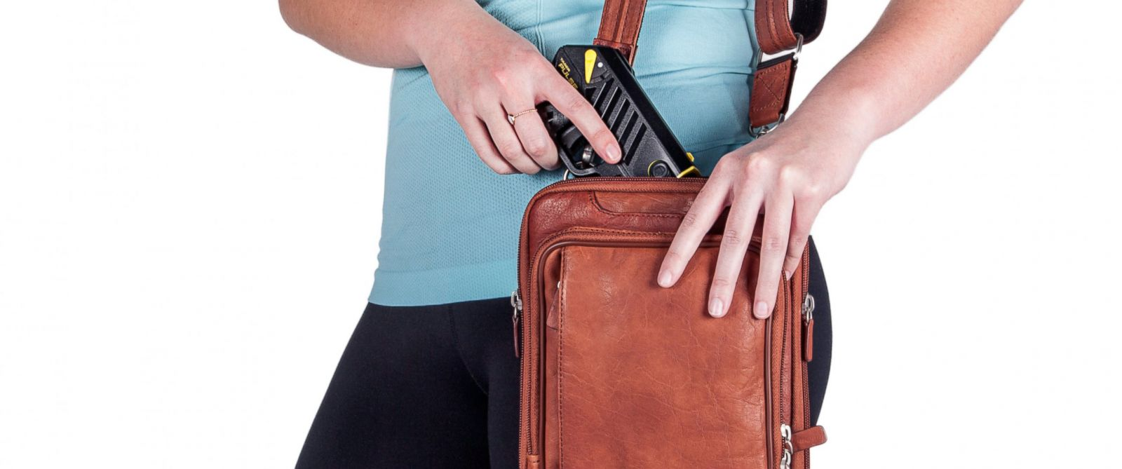 PHOTO:TASER has created a self-defense weapon for civilian use.