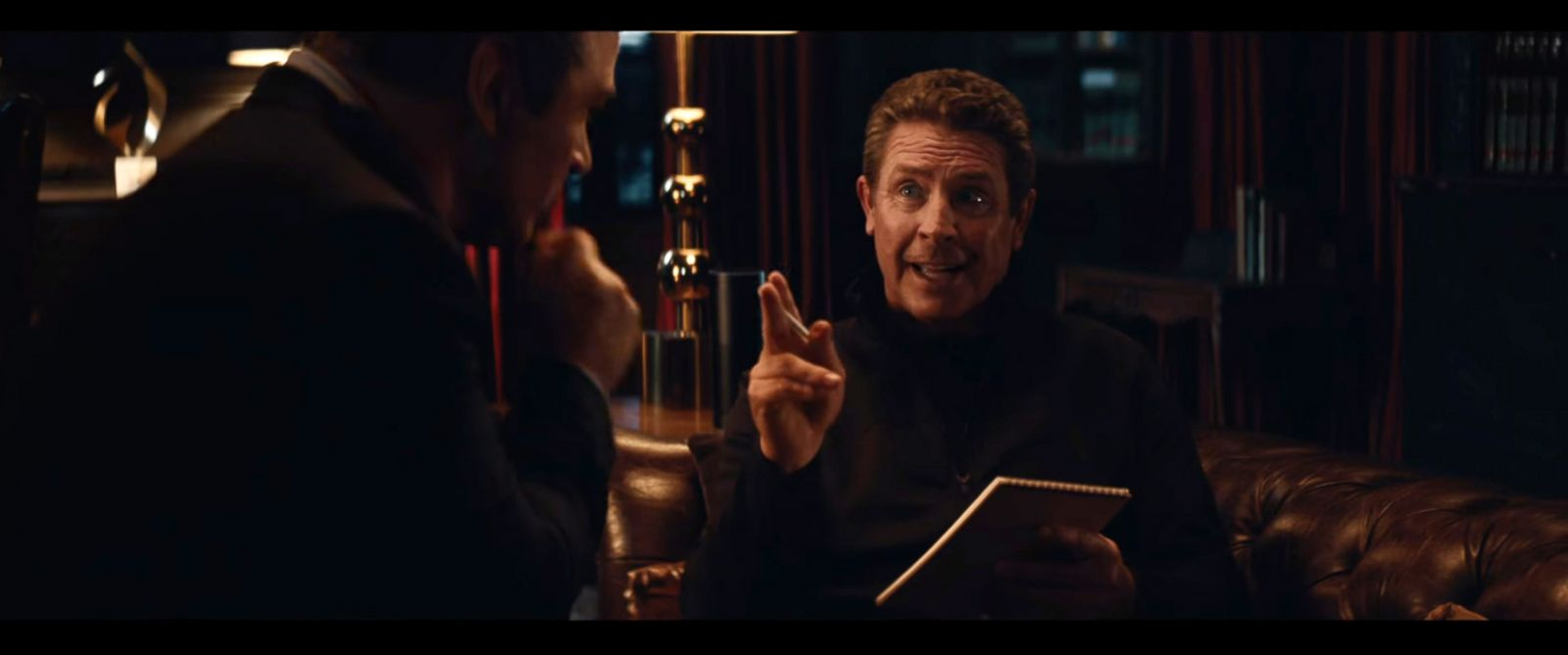 PHOTO: Amazon released its first 2016 Superbowl ad, featuring Alec Baldwin and Dan Marino.