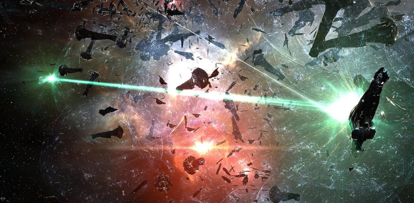 PHOTO: A massive battle in EVE Online caused over $300,000 worth of in-game damage.
