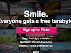 PHOTO: Yahoos new Flickr service was announced on May 20, 2013.