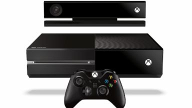 PHOTO: The Xbox One comes with Kinect.