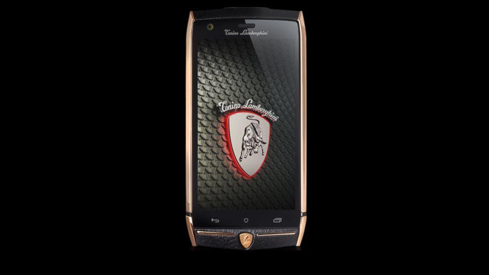 Lamborghini Phone Nomana Bakes