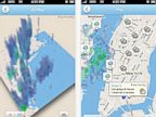 PHOTO: Minutely provides users with the  most accurate weather information