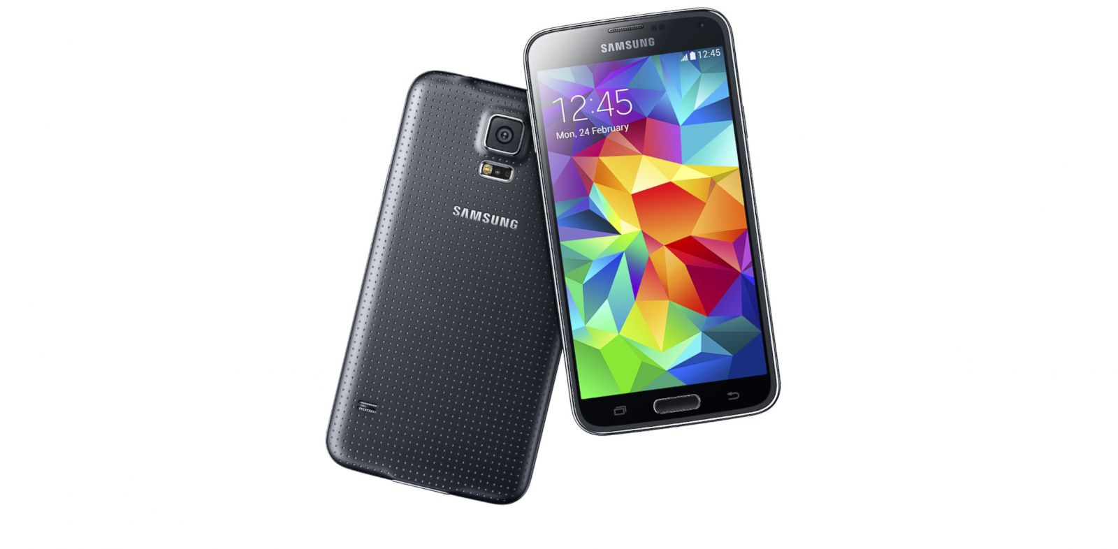 PHOTO: The Galaxy S5 will be available on Apr. 11, 2014.