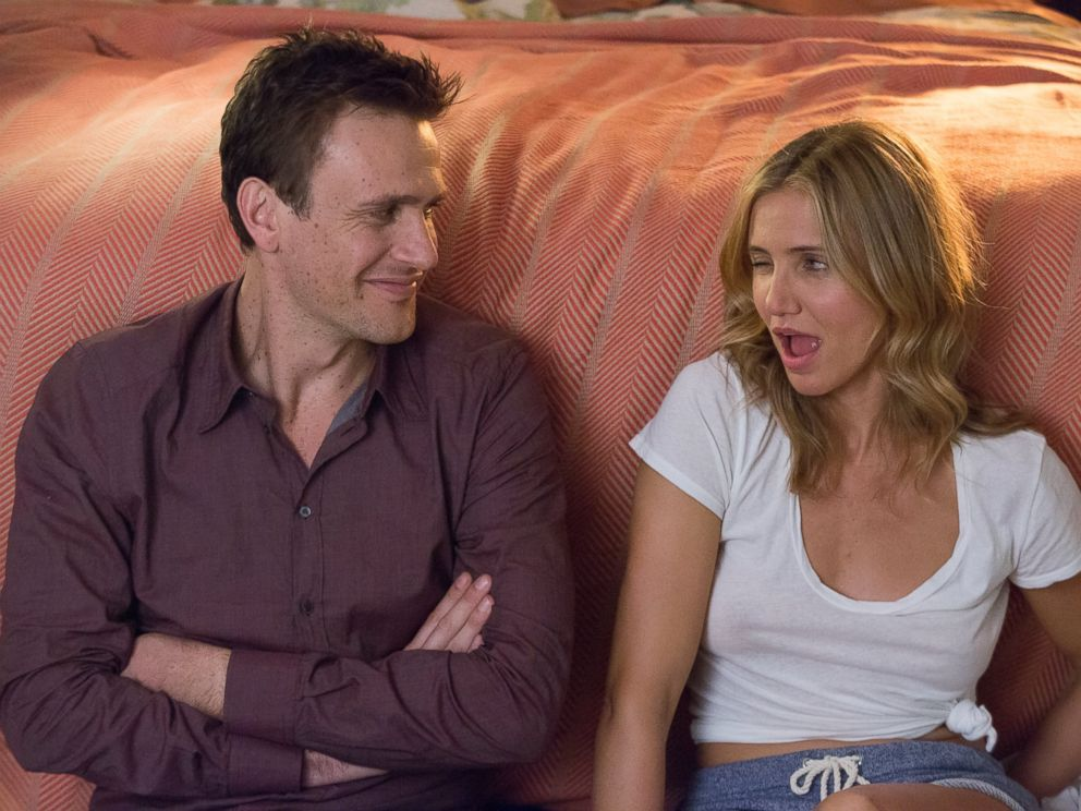 PHOTO: Annie (Cameron Diaz) and Jay (Jason Segel) try to put the spark back in their relationship in Columbia Pictures comedy Sex Tape.