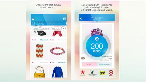 HT shopkick app jt 131124 16x9 608 Shopkick App Offers Users Rewards and Helps Them Find Deals