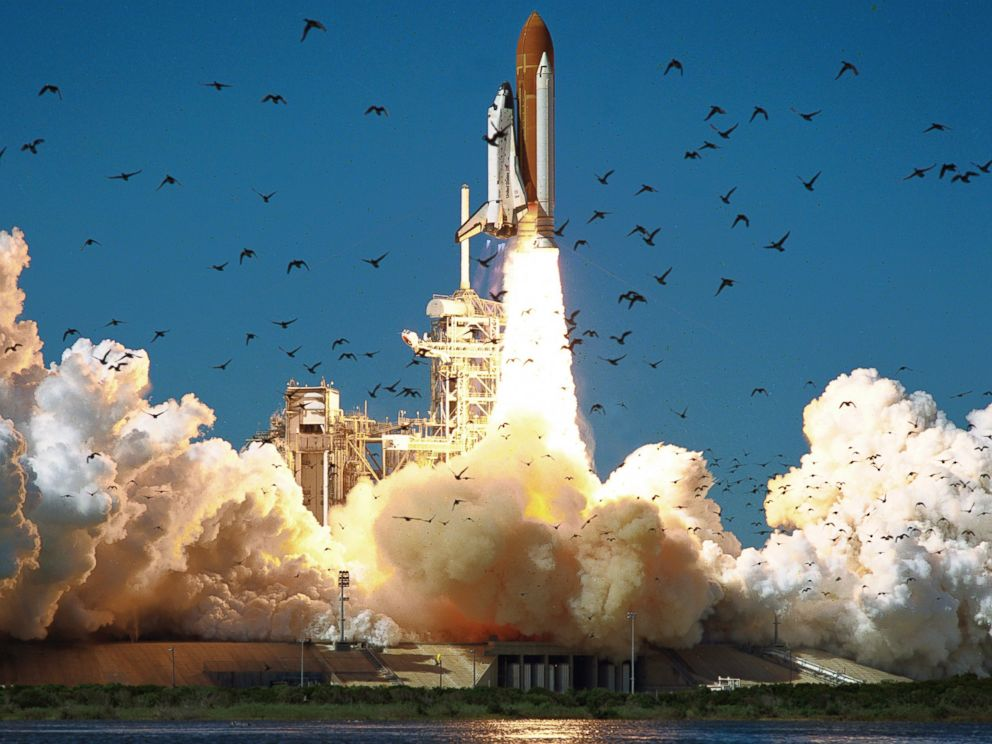 space shuttle year - photo #7