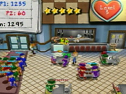 VIDEO: Diner Dash Video Game