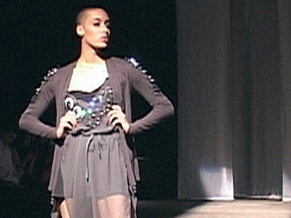 VIDEO: technology and fashion merge