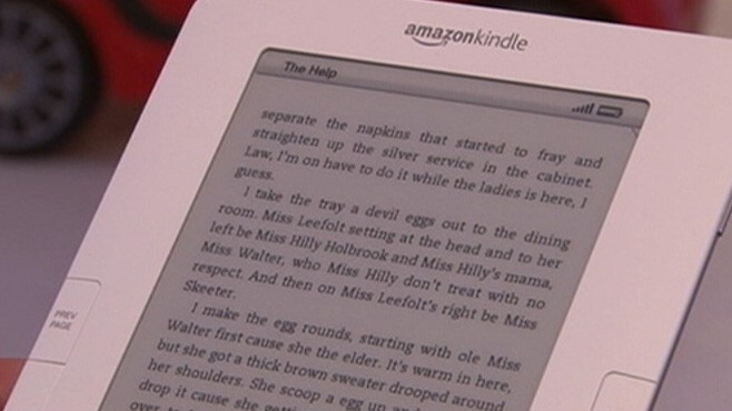 VIDEO: Libraries call for protest of publishers HarperCollins fees on e-books.