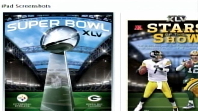 VIDEO: Guide books and 3-D maps to help boost your football viewing pleasure.