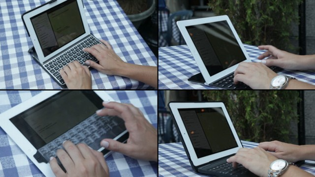 VIDEO: Best iPad Keyboard: Logitech, Apple, Zagg