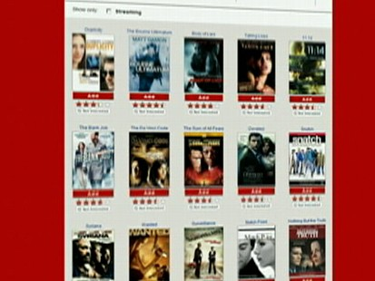 VIDEO: The companies are teaming up to offer streaming movies on the gaming service.
