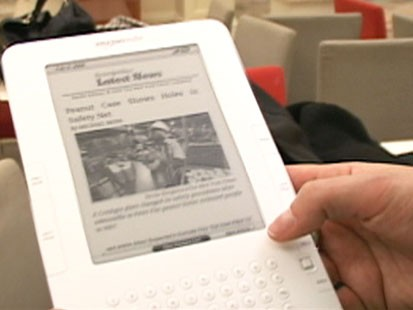 VIDEO: Amazon ships its Kindle 2.