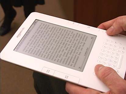 VIDEO: The electronic reader is now at a new lower price.