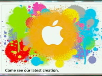 VIDEO: Apple Holds Event, is Tablet Coming?