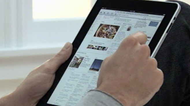 VIDEO: Apple sold over a million iPads in less than a month.