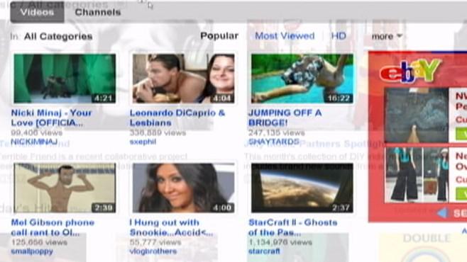 YouTube?s New Look