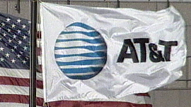 AT&T and T Mobile