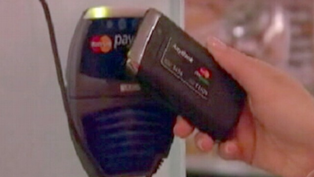 The Smart Phone as Credit Card