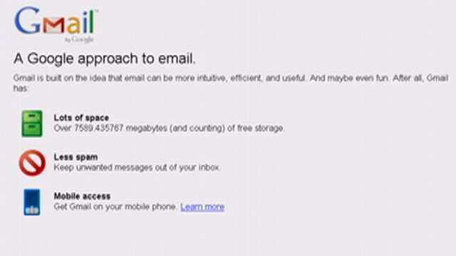 GMAIL Gets Hacked
