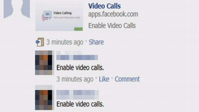 VIDEO: Scams on Facebook.