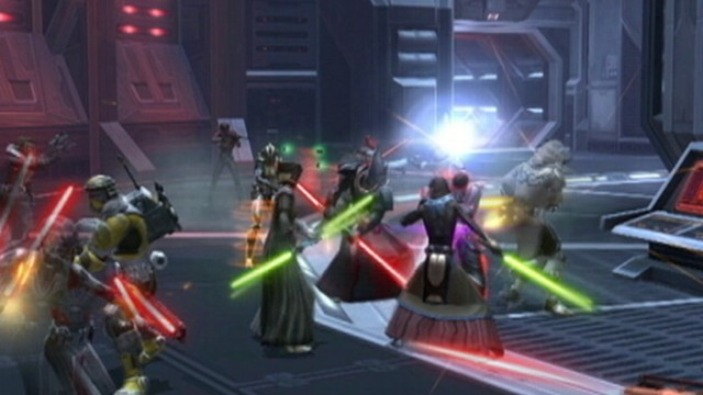 """""""Star Wars: The Old Republic"""" gets released online today."""