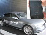 PHOTO: At CES 2013, Audi demonstrated a car that can park itself by a tap of a button in an app.
